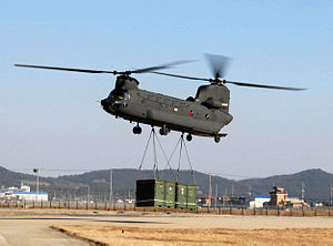 Our Sponsors - Boeing CH-47 Chinook
