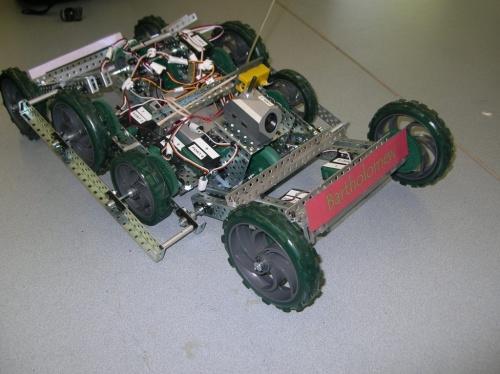 Bartholomew Dew Robotics