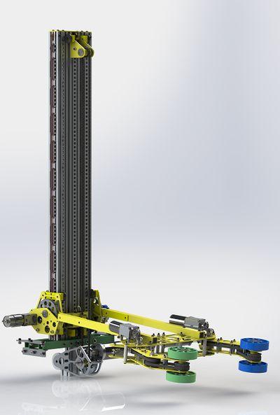 DEWBOT XIV Lift - DEW Robotics